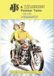 AJS & MATCHLESS POSTWAR TWINS 1948-1969