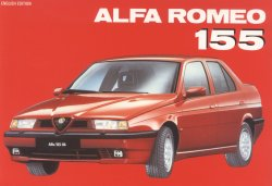 ALFA ROMEO 155 (ENGLISH EDITION)