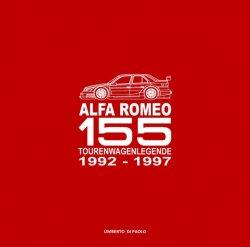 ALFA ROMEO 155 TOURENWAGENLEGENDE 1992-1997
