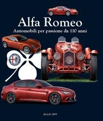 ALFA ROMEO AUTOMOBILI PER PASSIONE DA 110 ANNI
