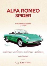 ALFA ROMEO SPIDER - L'HISTOIRE COMPLETE 1966-1994
