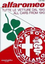 ALFA ROMEO TUTTE LE VETTURE DAL 1910