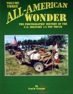 ALL AMERICAN WONDER VOLUME THREE