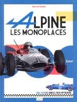 ALPINE LES MONOPLACES (TOME 1)