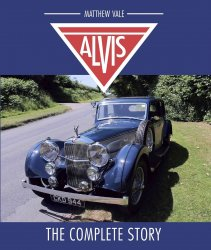 ALVIS THE COMPLETE STORY