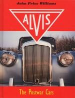 ALVIS THE POSTWAR CARS