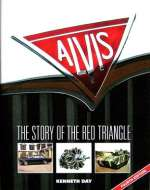 ALVIS THE STORY OF THE RED TRIANGLE (H4524)