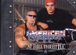 AMERICAN CHOPPER AT FULL TROTTLE