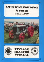 AMERICAN FORDSON & FORD 1917-1970