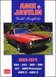 AMX & JAVELIN 1968-1974