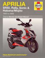 APRILIA SR50 RALLY SONIC & HABANA/MOJITO (4755)