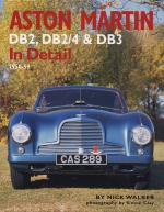 ASTON MARTIN DB2 DB2/4 & DB3 IN DETAIL 1950-1959