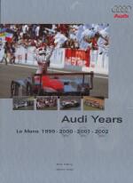 AUDI R8 YEARS LE MANS 1999-2000-2001-2002