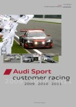 AUDI SPORT CUSTOMER RACING 2009 2010 2011