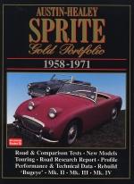 AUSTIN HEALEY SPRITE 1958-1971