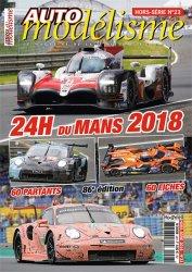 AUTO MODELISME HORS-SERIE N.23 - 24H DU MANS 2018