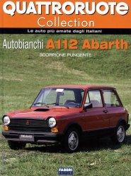 AUTOBIANCHI A112 ABARTH SCORPIONE PUNGENTE
