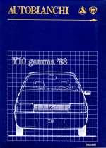 AUTOBIANCHI Y10 GAMMA '88