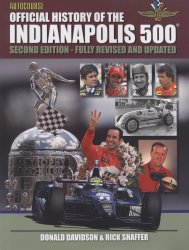 AUTOCOURSE OFFICIAL HISTORY OF THE INDIANAPOLIS 500