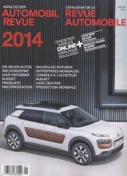 AUTOMOBIL REVUE 2014