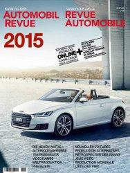 AUTOMOBIL REVUE 2015