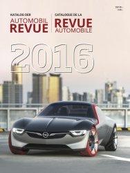 AUTOMOBIL REVUE 2016