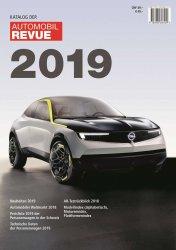 AUTOMOBIL REVUE 2019