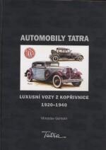 AUTOMOBILY TATRA 1920-1940