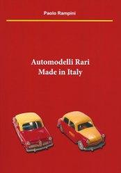 AUTOMODELLI RARI MADE IN ITALY
