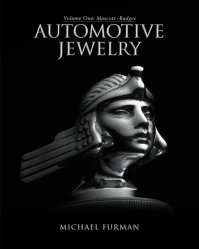 AUTOMOTIVE JEWELRY VOLUME ONE: MASCOTS - BADGES