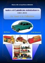 AUTOS ET CAMIONS MINIATURES 1900-2000