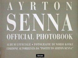 AYRTON SENNA OFFICIAL PHOTOBOOK