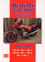 BENELLI 750/900 1973-1989