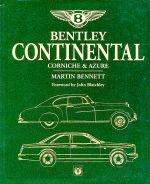 BENTLEY CONTINENTAL CORNICHE & AZURE