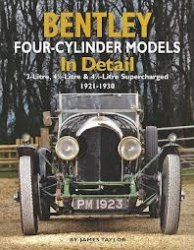 BENTLEY FOUR CYLINDER MODELS IN DETAIL