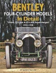 BENTLEY FOUR CYLINDER MODELS IN DETAIL