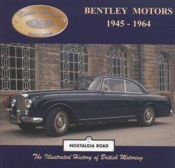 BENTLEY MOTORS 1945-1964