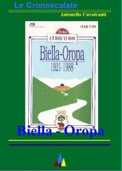 BIELLA - OROPA 1921 - 1988