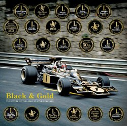 BLACK AND GOLD: THE STORY OF THE JOHN PLAYER SPECIALS