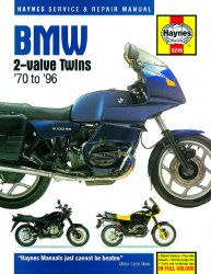 BMW 2-VALVE TWINS '70 TO '96 (0249)