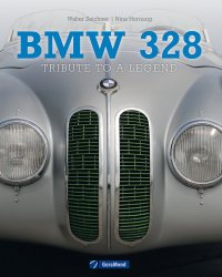 BMW 328 TRIBUTE TO A LEGEND