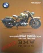 BMW 750/275 (R 75) EVOLUZIONE NEGLI ANNI DI GUERRA 1941-1944 SUPPLEMENT 1