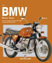BMW BOXER TWINS BIBLE