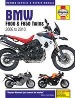 BMW F800 & F650 TWINS (4872)