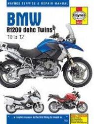 BMW R1200 DOHC TWINS '10 TO '12 (4925)