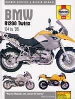 BMW R1200 TWINS '04 TO '06 (4598)