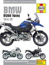 BMW R1200 TWINS '04 TO '09 (4598)