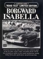 BORGWARD ISABELLA