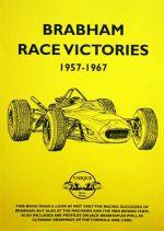 BRABHAM RACE VICTORIES 1957-1967