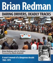 BRIAN REDMAN DARING DRIVERS, DEADLY TRACKS